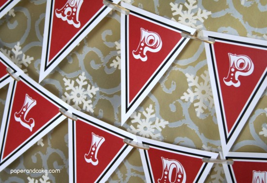 Holiday Photo Booth Props banner