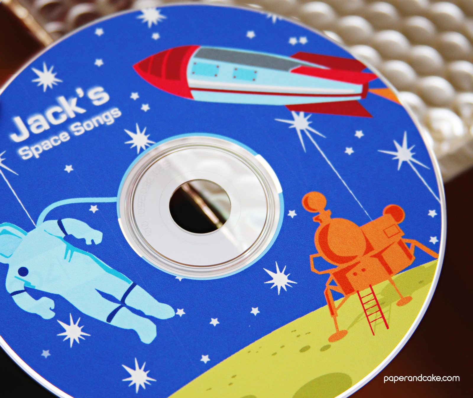 astronaut party printables - HD1600×1067