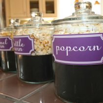 Mystery Printable Birthday Party