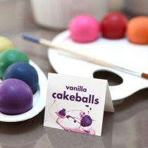 Art Party Printable Birthday Party