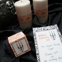 Elegant Halloween Printable Party