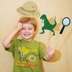 dinosaur photo booth props1