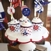 American Icons 4th of July Printable Party