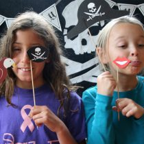 Pirate Printable Photo Booth Props