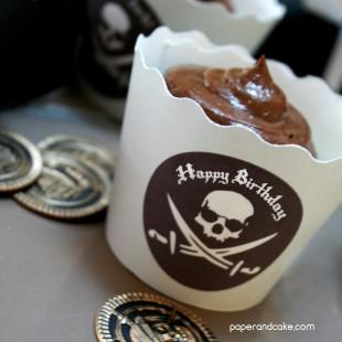 Pirate Printable Birthday Party