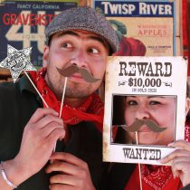 Wild West Printable Photo Booth Props