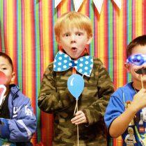 Circus Printable Photo Booth Props