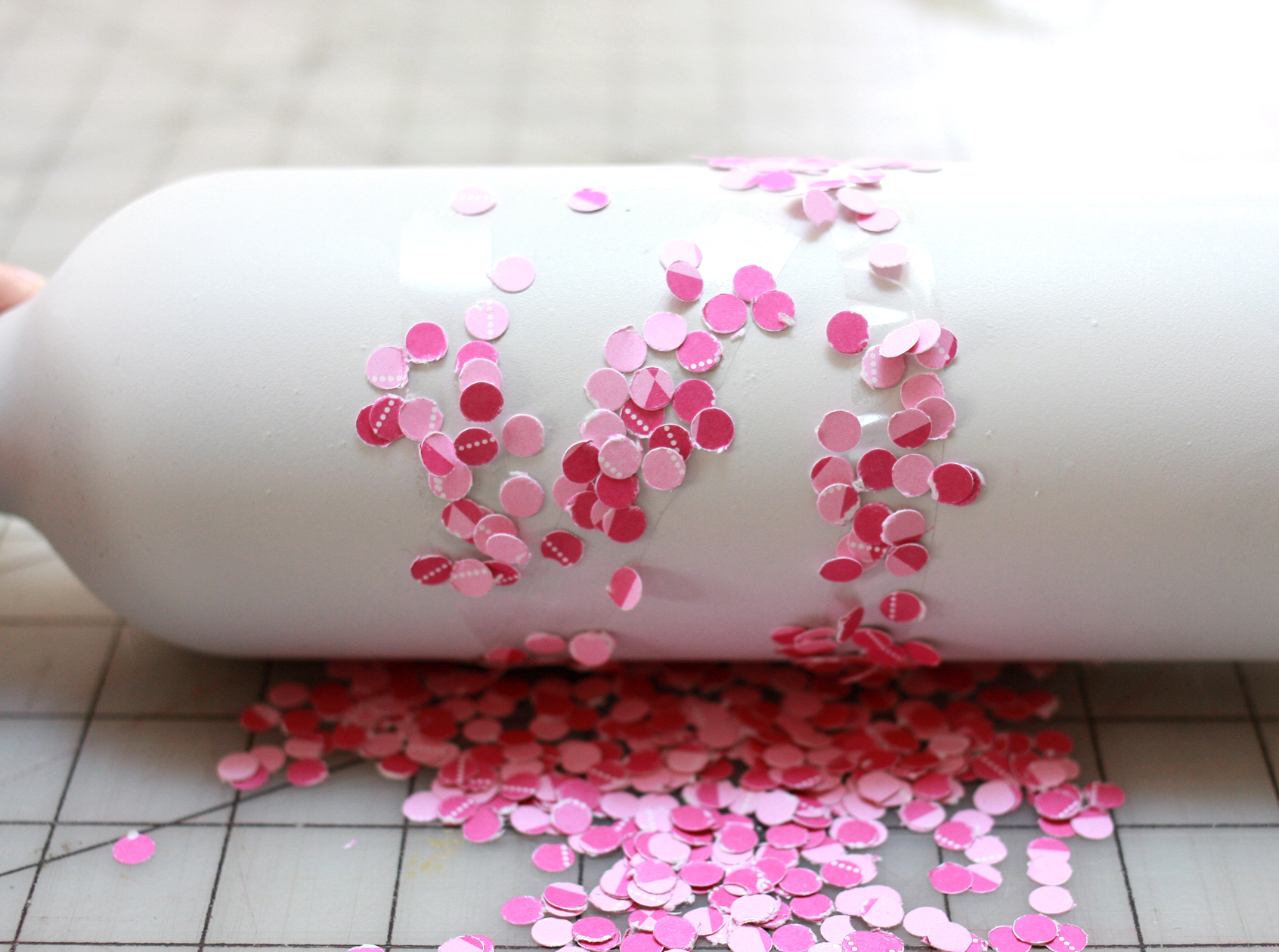 sweet heart valentine 39 s day decor paper and cake paper