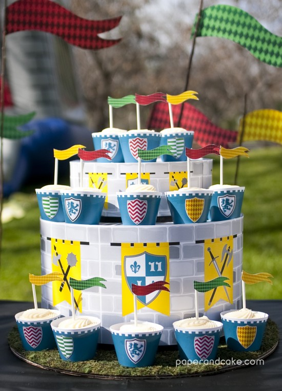 Tutorial Hat Box Cake Stand Paper And Cake Paper And Cake