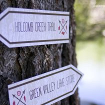 Outdoorsman Printable Birthday Party