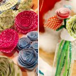Paper Flowers by Paper & Cake