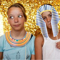 Egyptian King Tut Printable Photo Booth Props