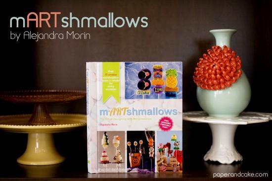 mARTshmallows book by Alejandara Morin