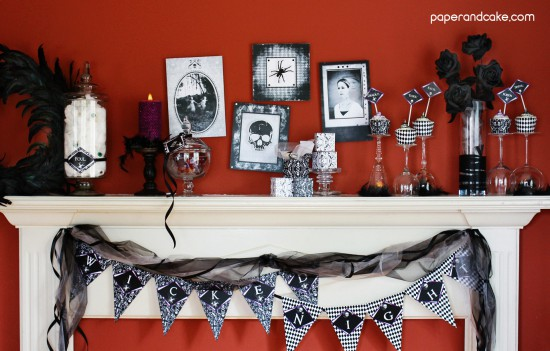 wicked halloween decorations