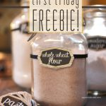 Paper & Cake Free Kitchen Labels Printable Download