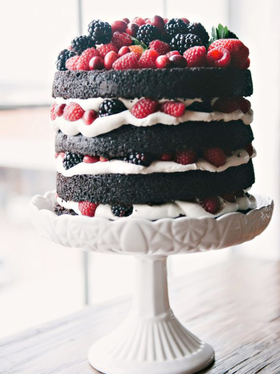 cakewalk bakeshop naked chocolate cake