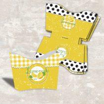 Lemonade Snack Boxes