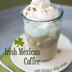 Irish Mexican Coffee Recipe from Paper & Cake
