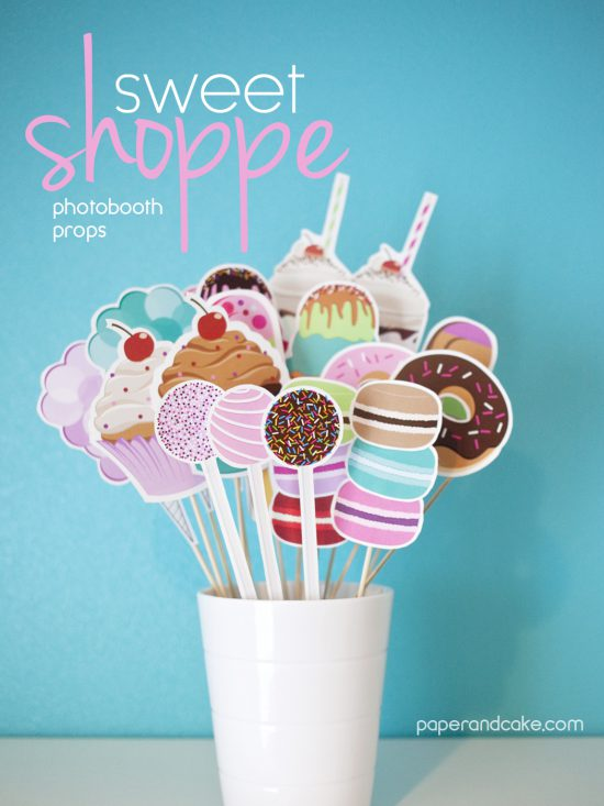 sweet shoppe photo booth