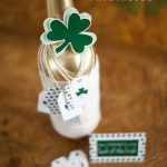 lucky charms printable tags by Paper & Cake