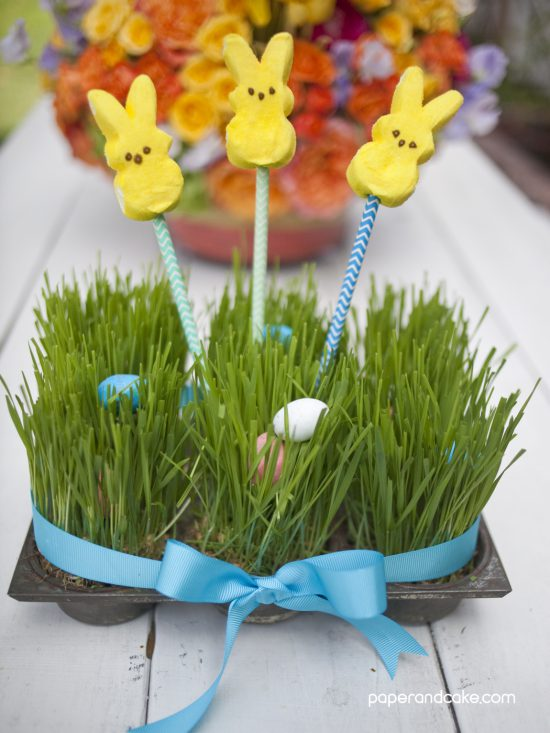 How to: Upcycled Easter Baskets