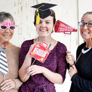Graduation Printable Photo Booth Props