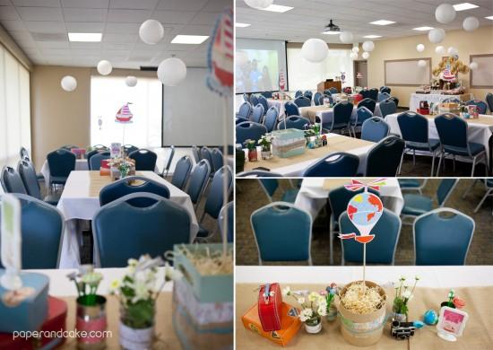 corporate event ideas, Nurses Day decorations