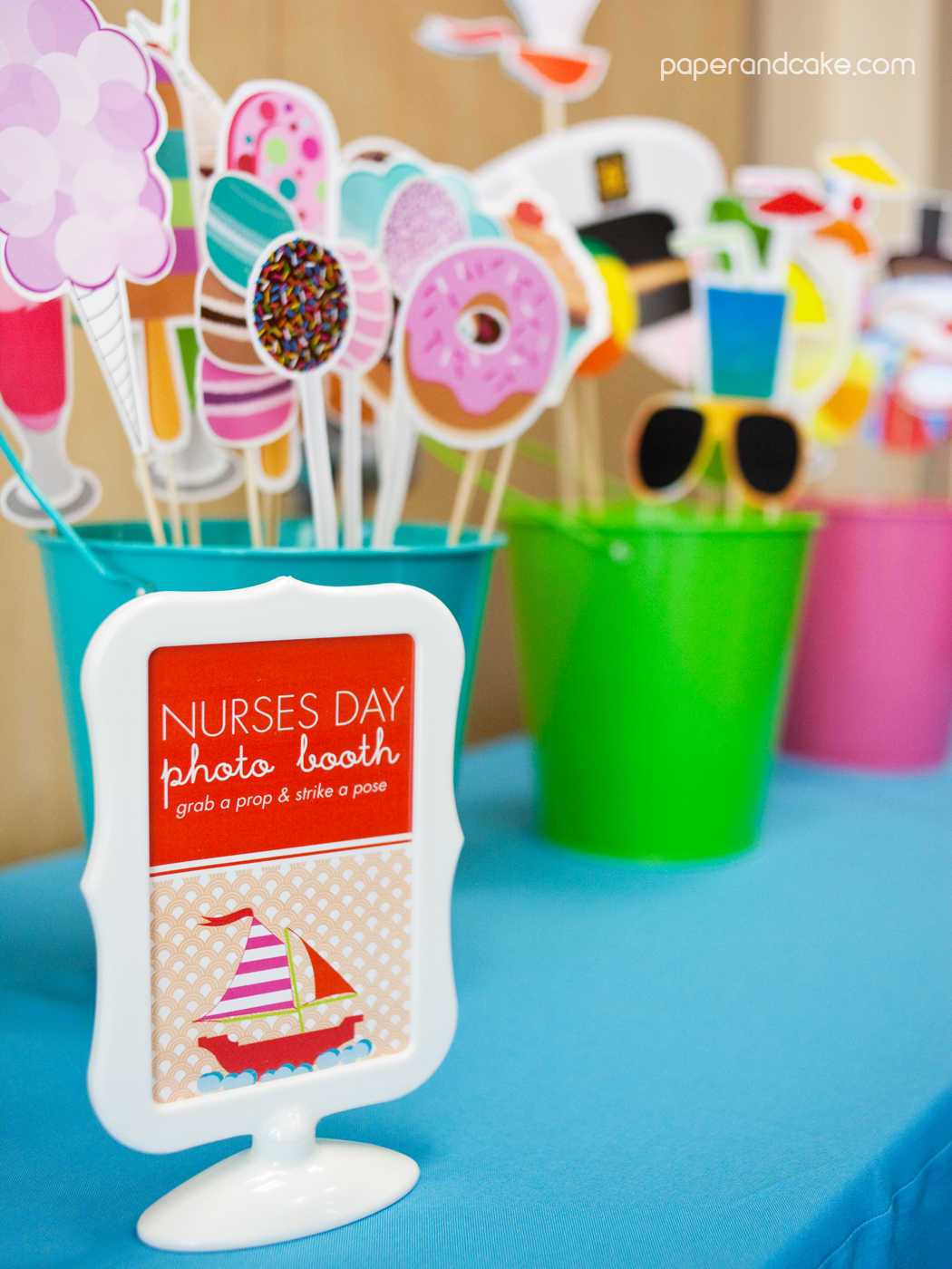 Corporate Event Ideas Nurses Day Paper And Cake Paper