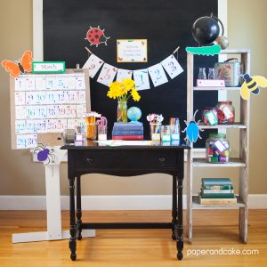 Bugs Printable Classroom Decorations