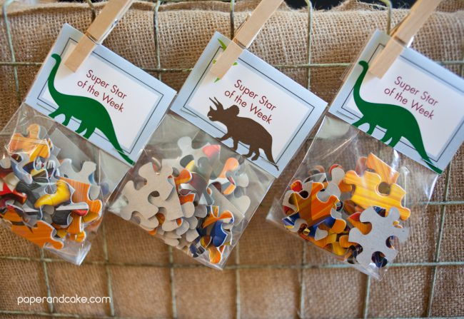 Dinosaur Printable Classroom Decorations