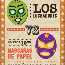 Lucha Libre Printable Photo Booth Props