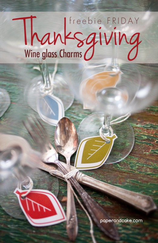 graphic about Printable Wine Glass Tags identify absolutely free printable wine gl tags for Thanksgiving - Paper and