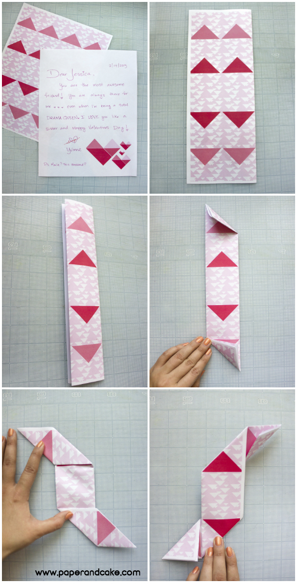 Printable Origami Vale...