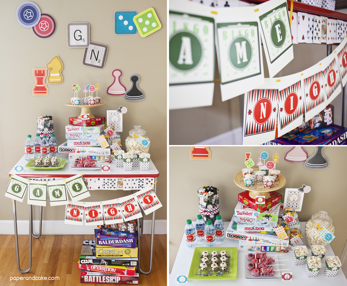 Party Decoration Games
