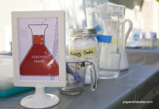 science party decorations 10