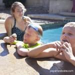 homemade ice cream kids