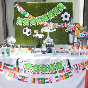 Soccer Printable Birthday Party