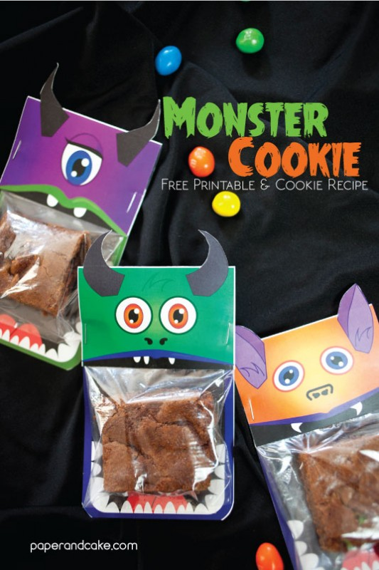 Monster-Cookie-Pin