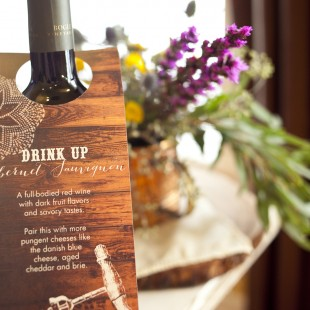 wine and cheese printable party
