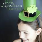 diy leprechaun hat