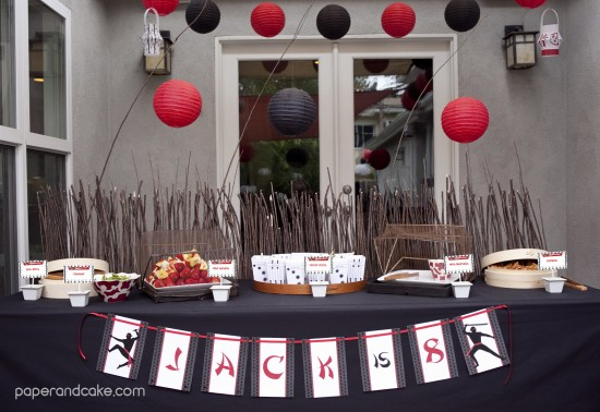16 best boy birthday party ideas!