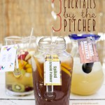big batch cocktails for Summer