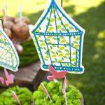 birdcage printables