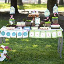 Garden Printable Party