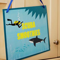 Sharks and SCUBA